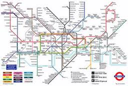 Small tube map